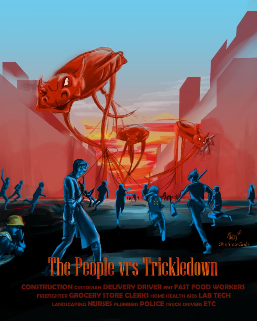 The People vrs Trickldown